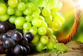 Употребление винограда полезно для здоровья сердца.